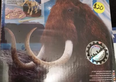 mammoth kit